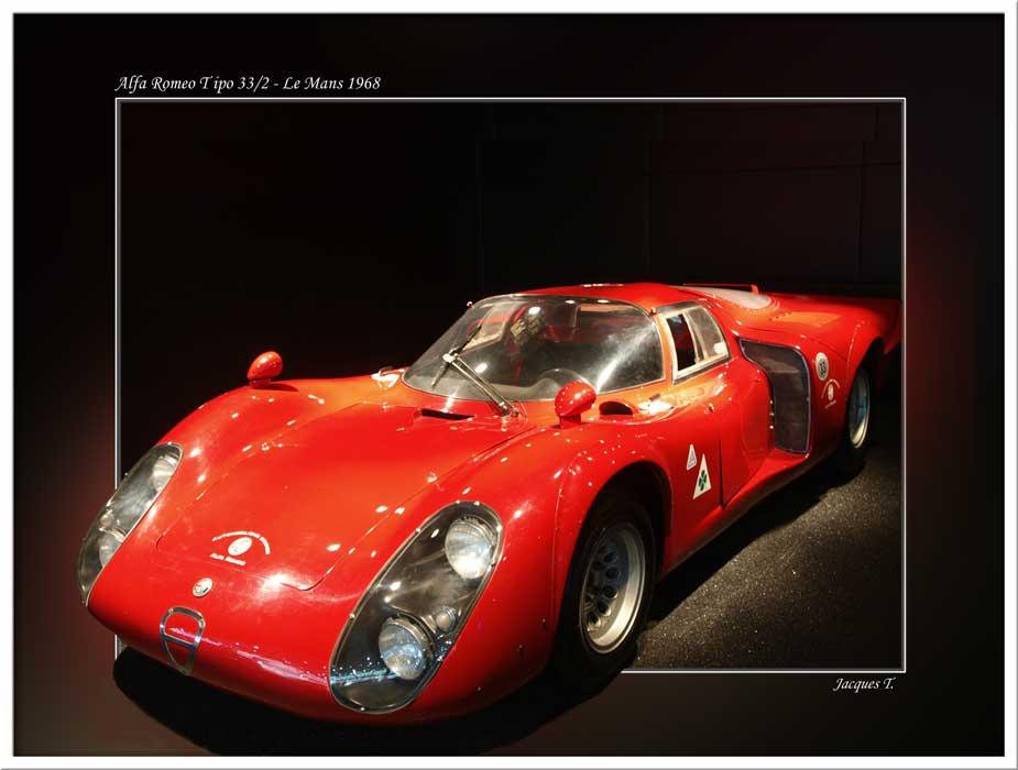 Alfa Roméo T33/2 Daytona