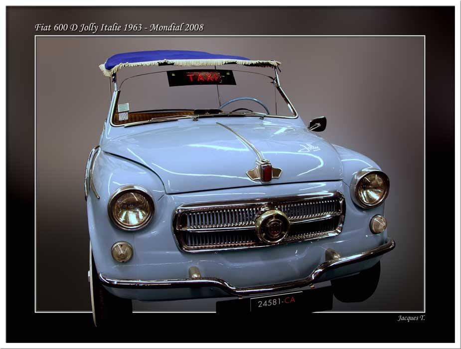 Fiat 600 D Jolly