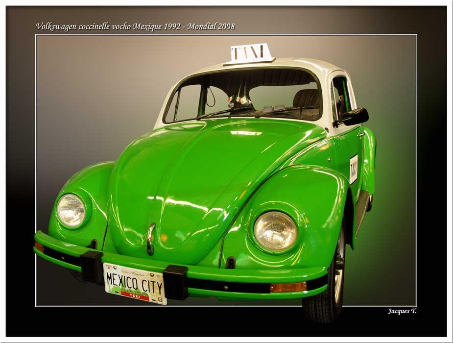 Volkswagen Coccinelle Vocho