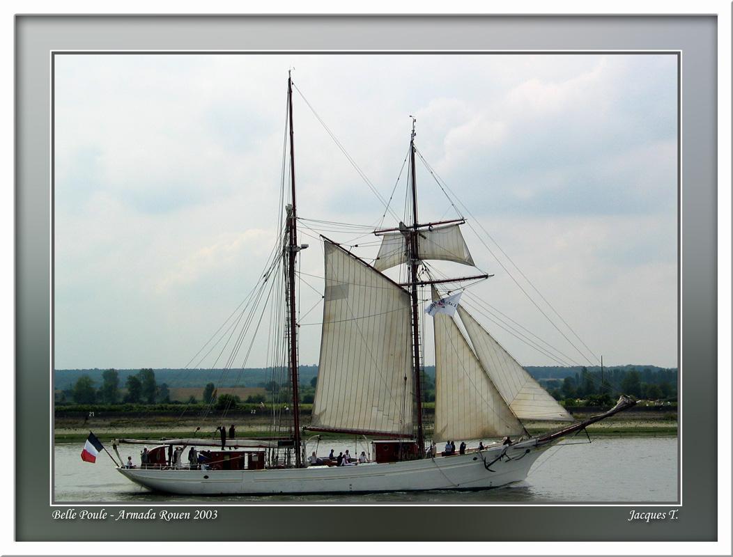 Image de bateaux La Belle poule