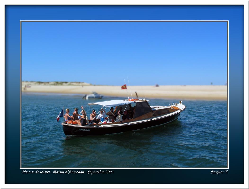 Images de Bateaux La Pinasse