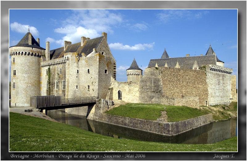 Bretagne-Morbihan-Presqu`île-du-Rhuys-Suscinio (1)
