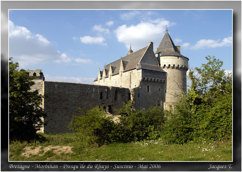 Bretagne-Morbihan-Presqu`île-du-Rhuys-Suscinio (2)