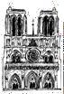 Notre Dame Paris logo